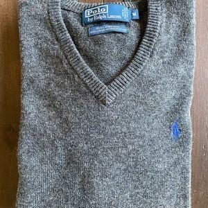 NWOT Men's Ralph Lauren lambs wool sweater